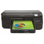 Impresora Hp officejet pro 8100 tinta color 20ppm negro 16ppm color 128mb usb 2.0 hi bandeja entrada 500 hojas conexión
