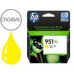 Ink-jet HP 951XL referencia (CN048AE) amarillo
