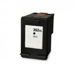 Ink-jet Hp 302 XL negro compatible