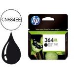 Ink-jet Hp 364xl negro photosmart premium referencia c309a / series c5300 / c6300 / b8500 / d5400 550 páginas