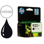 Ink-jet Hp 932XL officejet negro referencia CN053AE