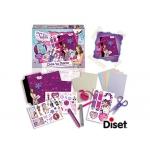 Juego Diset crea el diario de violetta