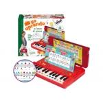 Juego Diset didáctico yo aprendo a tocar el piano