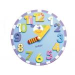 Juego Falomir puzzle reloj