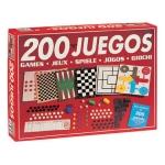 Juegos de mesa Falomir 200 juegos