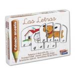 Juegos de mesa Falomir enseña las letras