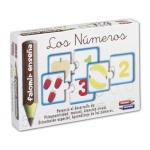 Juegos de mesa Falomir enseña los números