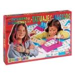 Juegos de mesa Falomir tatuajes magicos