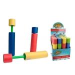 Lanzador de agua porexpan infantil colores surtidos
