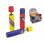 Lanzador de agua porexpan infantil de 31 cm colores surtidos