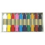 Manley 110 - Ceras blandas, caja de 10 colores