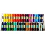 Manley 150 - Ceras blandas, caja de 50 colores