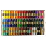 Lapices cera Manley caja de 75 colores ref.175