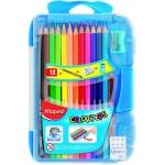 Maped Color Peps 832032 - Lápices de colores, caja de 12 colores