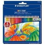Lapices de colores Staedtler 24 colores en caja de cartón