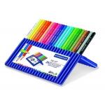 Staedtler Ergosoft 157SB24 - Lápices de colores, caja de 24 colores
