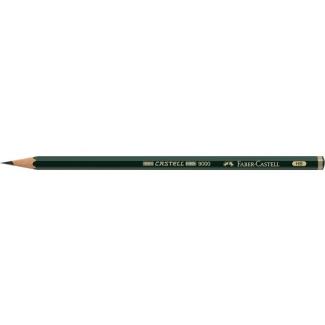 Faber-Castell 9000 - Lápiz de grafito, HB