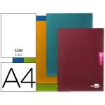 Libreta Liderpapel scriptus tamaño A4 48 hojas 90 gr/m2 liso sin margen