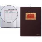 Libro Miquelrius Nº 65 tamaño folio 100 hojas facturas recibidas