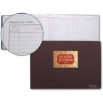 Libro Miquelrius Nº 78 tamaño folio apaisado 100 hojas registro de visitas