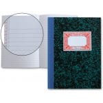 Libro Miquelrius cartóne tamaño cuarto 100 hojas horizontal