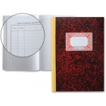 Miquelrius 3018 - Libro de registro de facturas emitidas, Nº 64, tamaño folio, 50 hojas