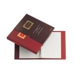 Miquelrius 4002 - Libro de actas, tamaño folio, 100 hojas removibles