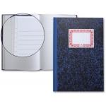 Libro cartóne tamaño folio 100 hojas horizontal natural