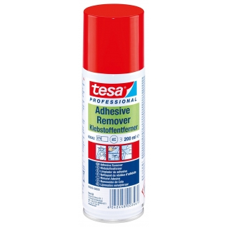 Tesa 60042 - Spray limpiador de pegamento, 200 ml