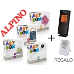 Lote Alpino manualidades art box