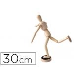 Maniqui de pintura articulado magnético 30 cm