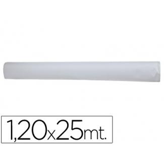 Mantel color blanco en rollo m