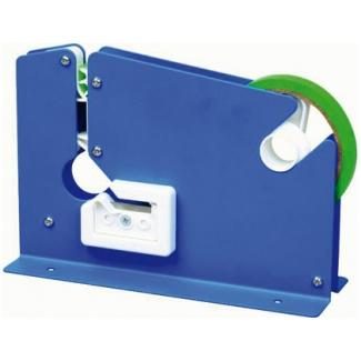Q-Connect KF10852 - Máquina cierra bolsas, metálica pintada en azul