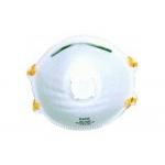 Mascarilla Faru de protección para partículas con forma de concha y valvula ffp2 caja de 10 unidades