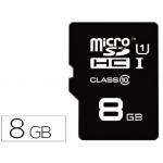 Memoria sdhc micro E mt ec flash 8 gb clase 10