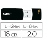 Memoria usb E mt ec flash 16 gb 2.0 em-desk