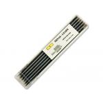 Liderpapel MG03 - Minas de grafito, 2 mm, estuche de 12 unidades