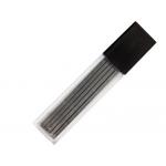 Liderpapel MG04 - Minas de grafito, rectangulares, 2 x 0,9 HB, estuche de 12 unidades