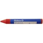 Minas Pelikan para marcar color rojo caja con 12 minas