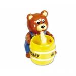 Organizador fantasía color infantil oso teddy 932 con accesorios