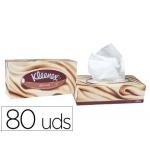 Pañuelo de papel Kleenex caja dispensadora de 70 unidades