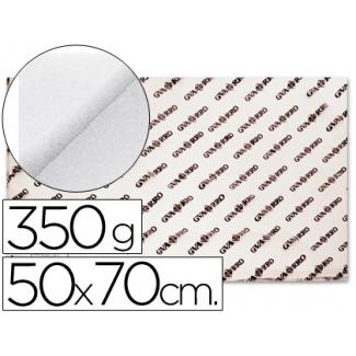 Papel acuarela 50x70 de 350 gr grano grueso