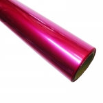 Papel celofan Liderpapel rollo color rosa 60 cm x 10 mt