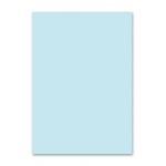 Papel color Liderpapel tamaño A4 80 gr/m2 celeste paquete de 100