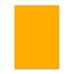 Papel color Liderpapel tamaño A4 80 gr/m2 naranja paquete de 100