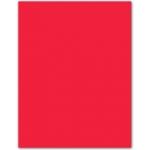 Papel color Liderpapel tamaño A4 80 gr/m2 rojo paquete de 15