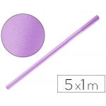 Papel color kraft Liderpapel lila rollo 5x1 mt