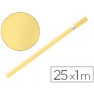 Papel color kraft Liderpapel mieles rollo 25x1 mt