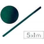 Papel color kraft Liderpapel verde pino rollo 5x1 mt