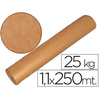 Pregunta sobre Papel color kraft marron mt x 250 mt s especial para embalaje